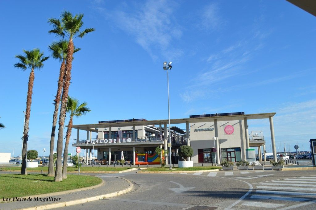 Discoteca Portobello en Rota - Los viajes de Margalliver
